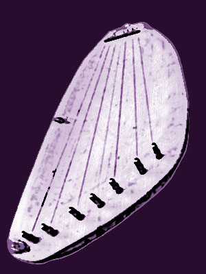 Ancient Zither PE CZ